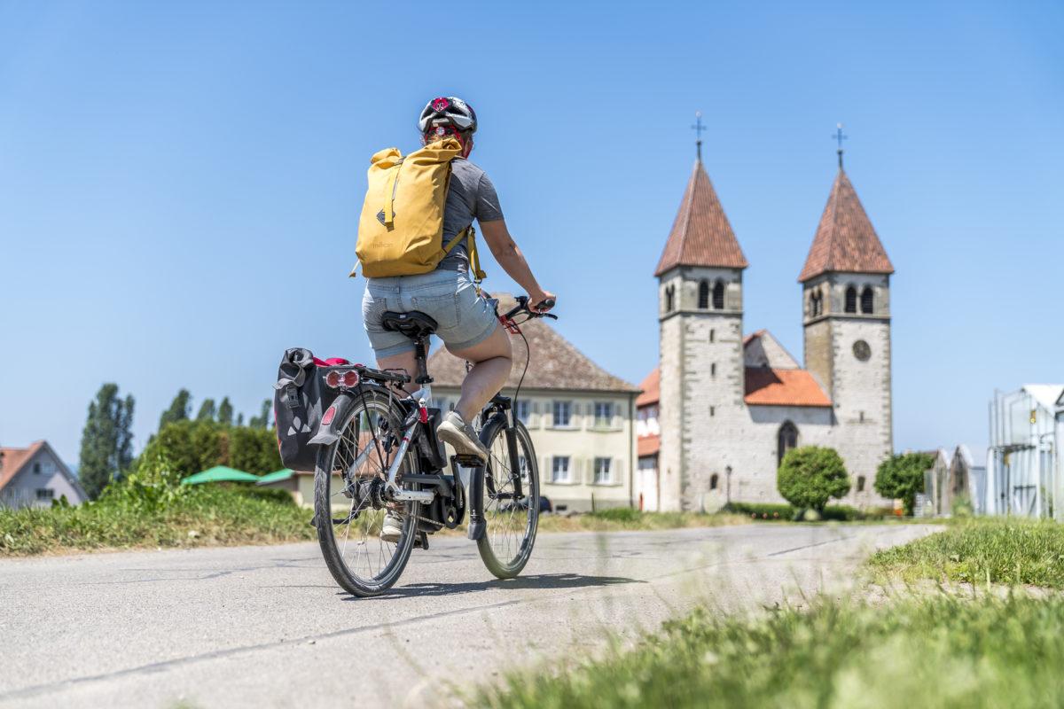 Velorundtour Insel Reichenau