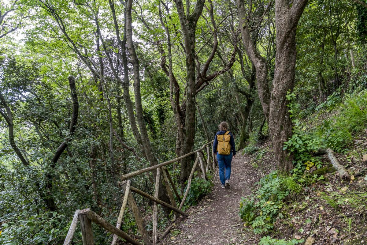Wanderung Monte Sirolo