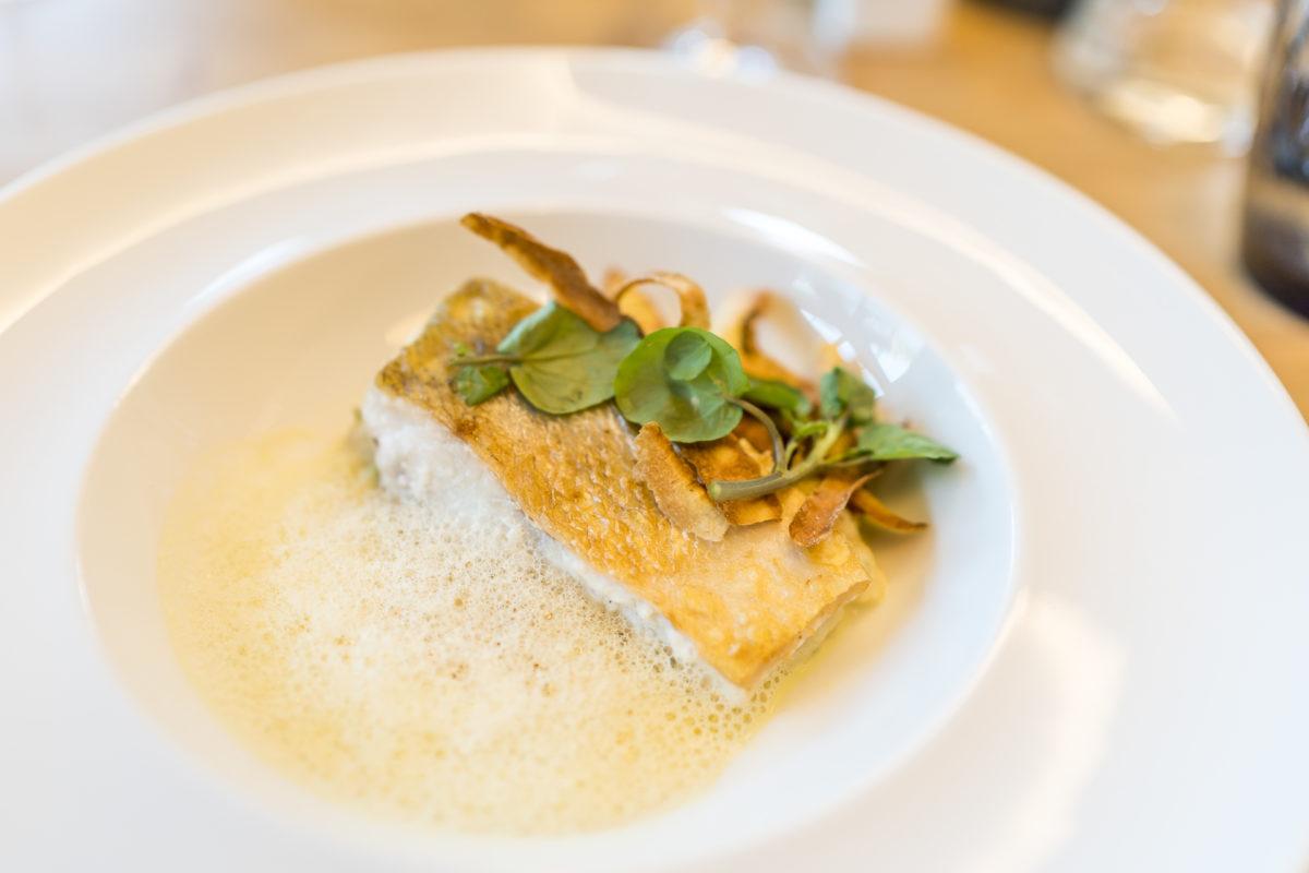 Abendessen Panoramahotel Oberjoch Fisch