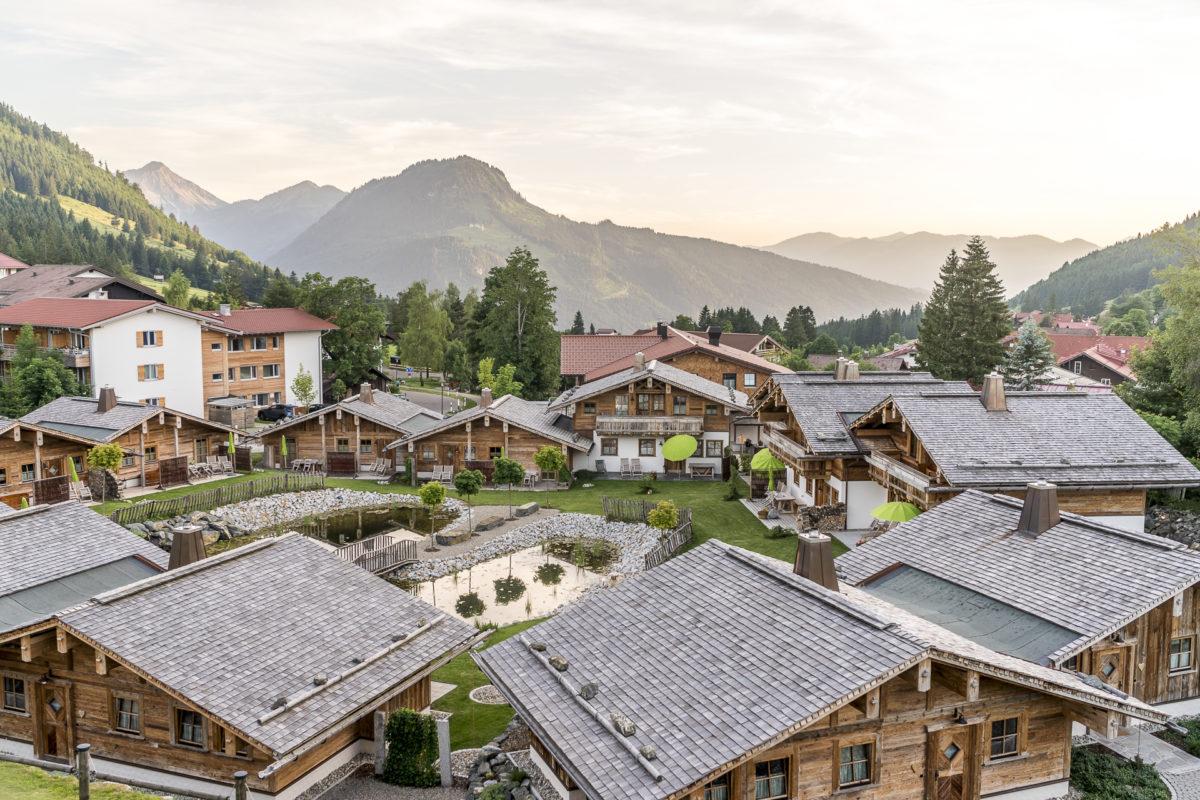 Alpinchalets Oberjoch Allgäu