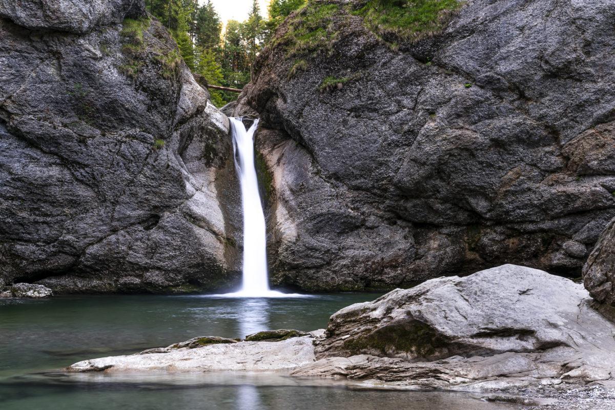 Buchenegger Wasserfälle Allgäu