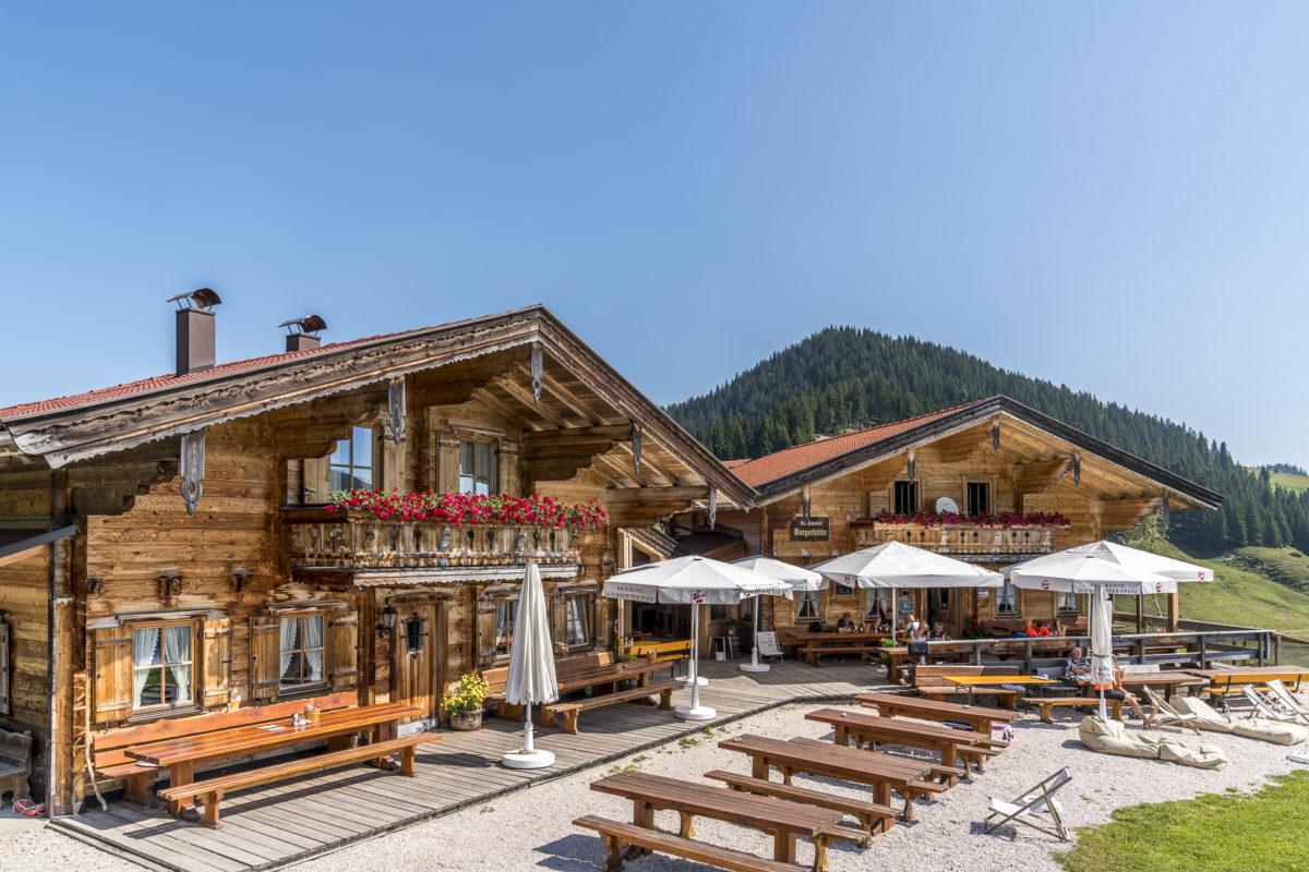 Burgeralm Tirol