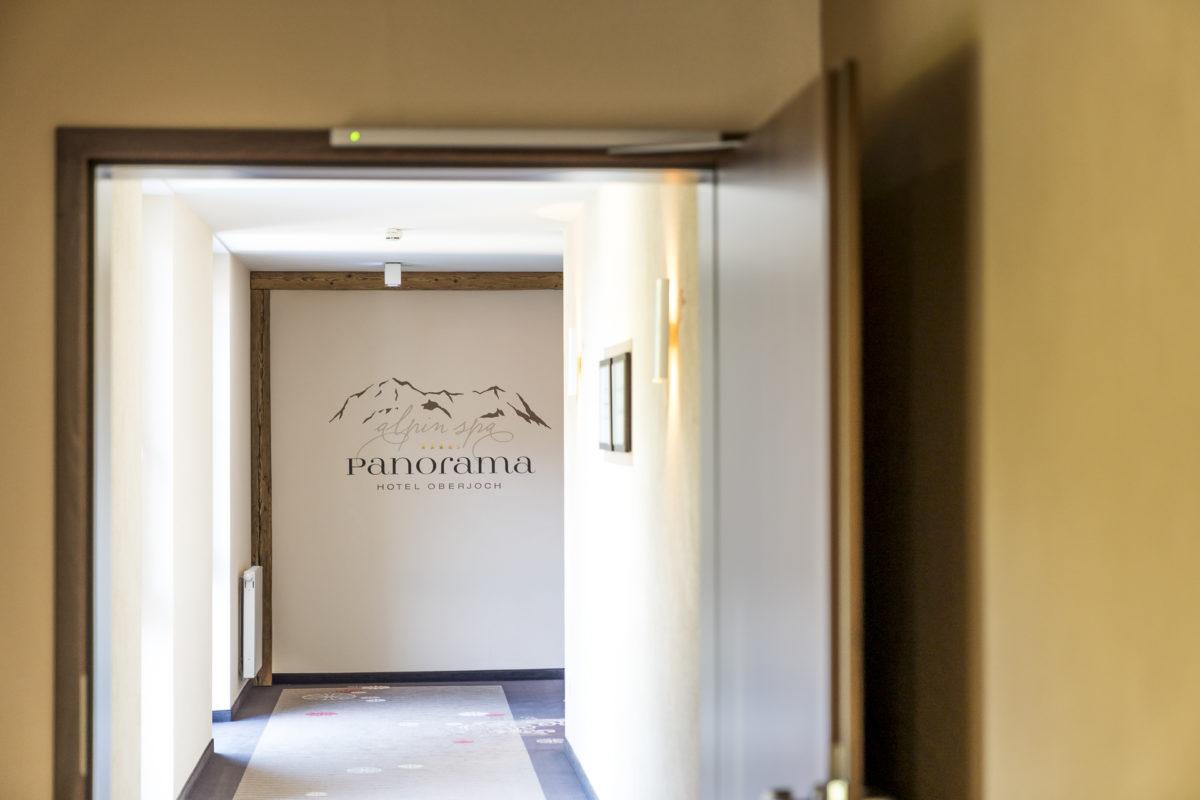 Flur Panoramahotel Oberjoch