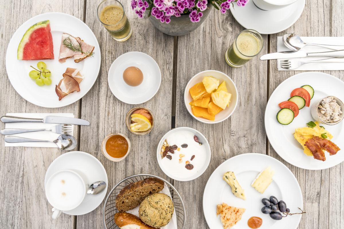 Frühstück Oberjoch