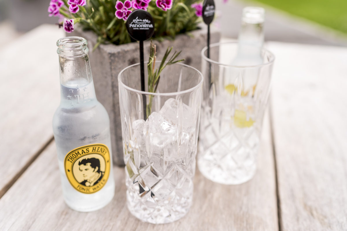 Gin Tasting Panoramahotel Oberjoch