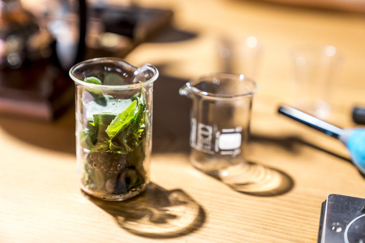 Gin mix Botanicals