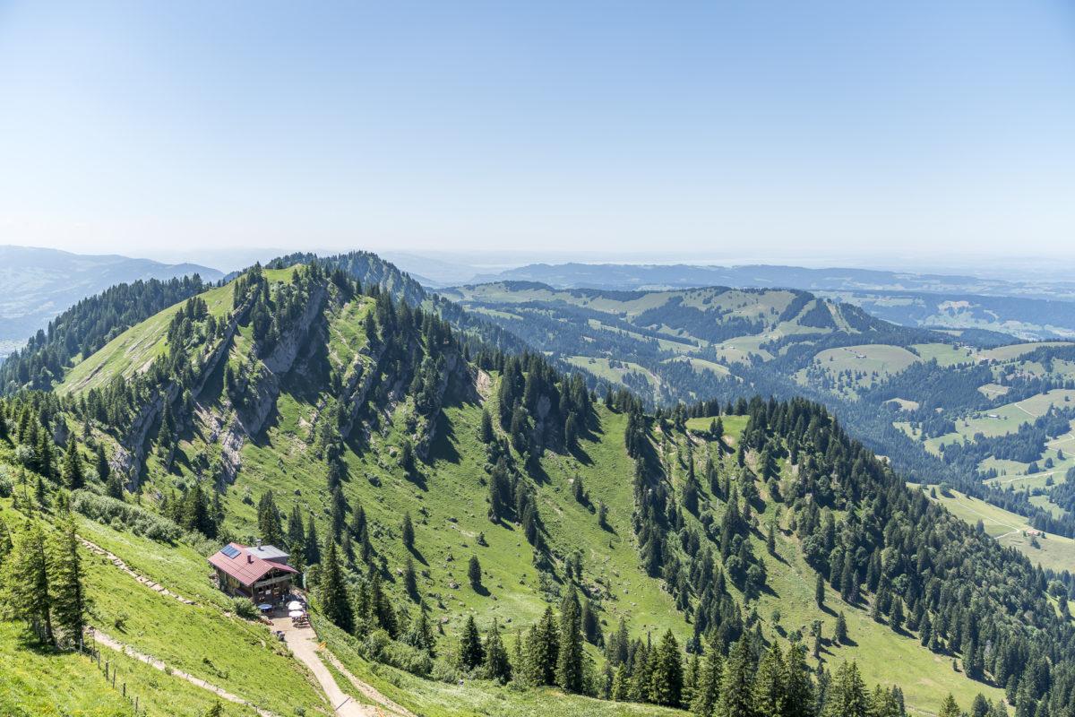 Hochgrat Berghütte