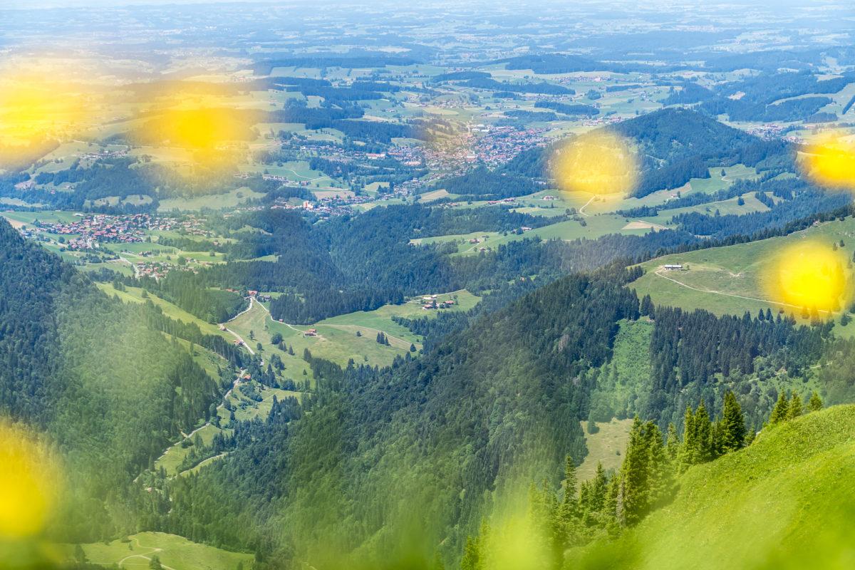 Hochgrat Oberstaufen Aussicht
