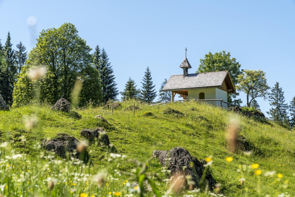 Kappelle Oberstaufen