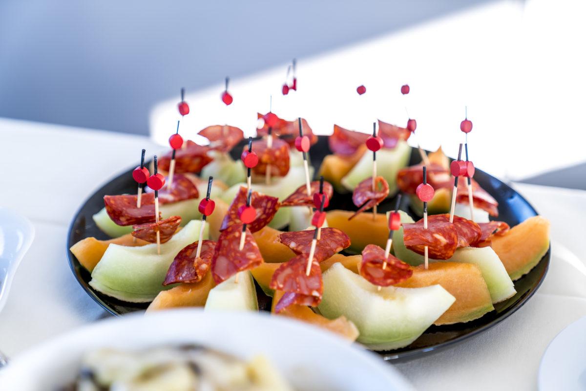 Oasee Thunersee Salatbuffet
