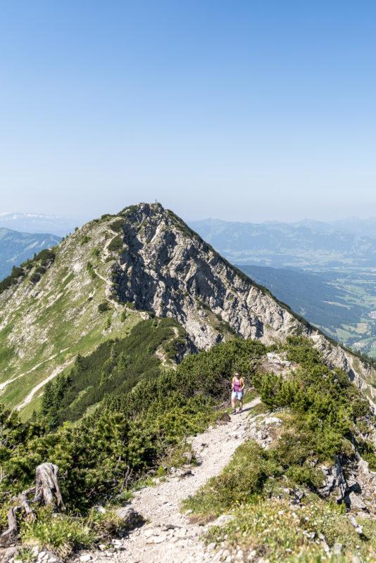 Oberjoch Iseler Gratwanderung