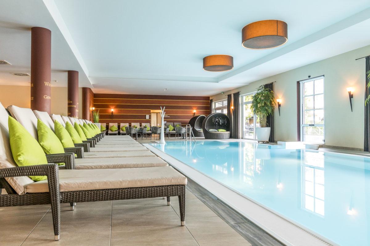 Panoramahotel Oberjoch Pool