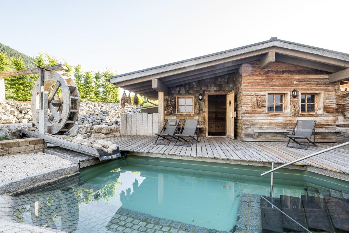 Panoramahotel Oberjoch Sauna