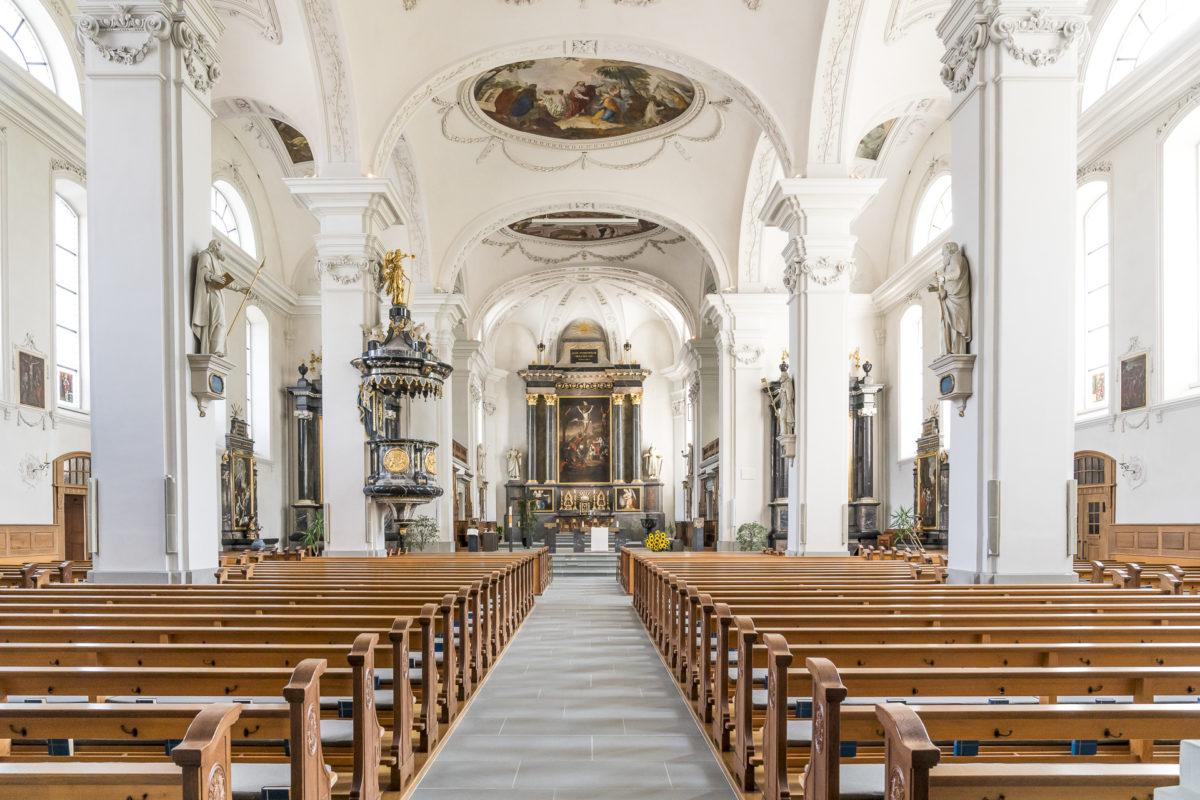 Pfarrkirche St. Peter und Paul Willisau