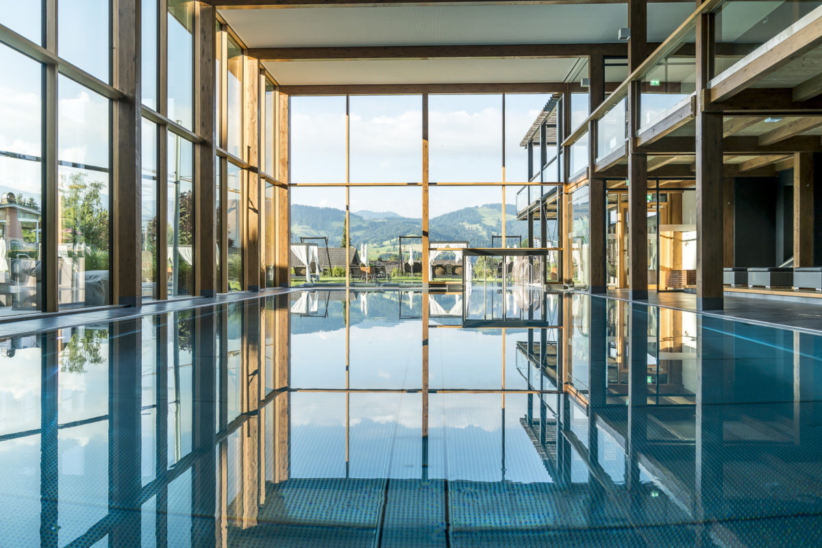 Rosenalp Oberstaufen Pool