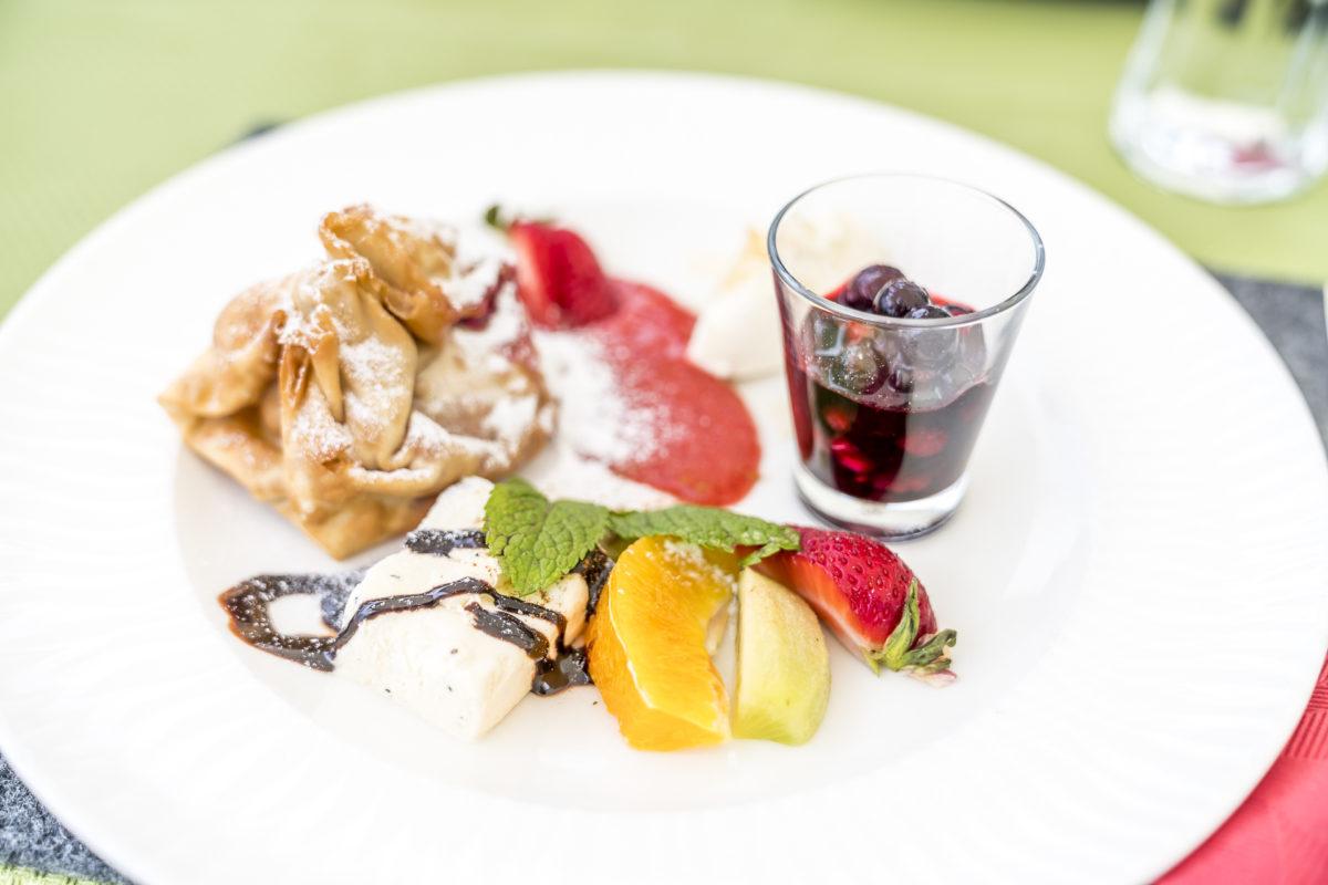 Schöngampalm Dessert