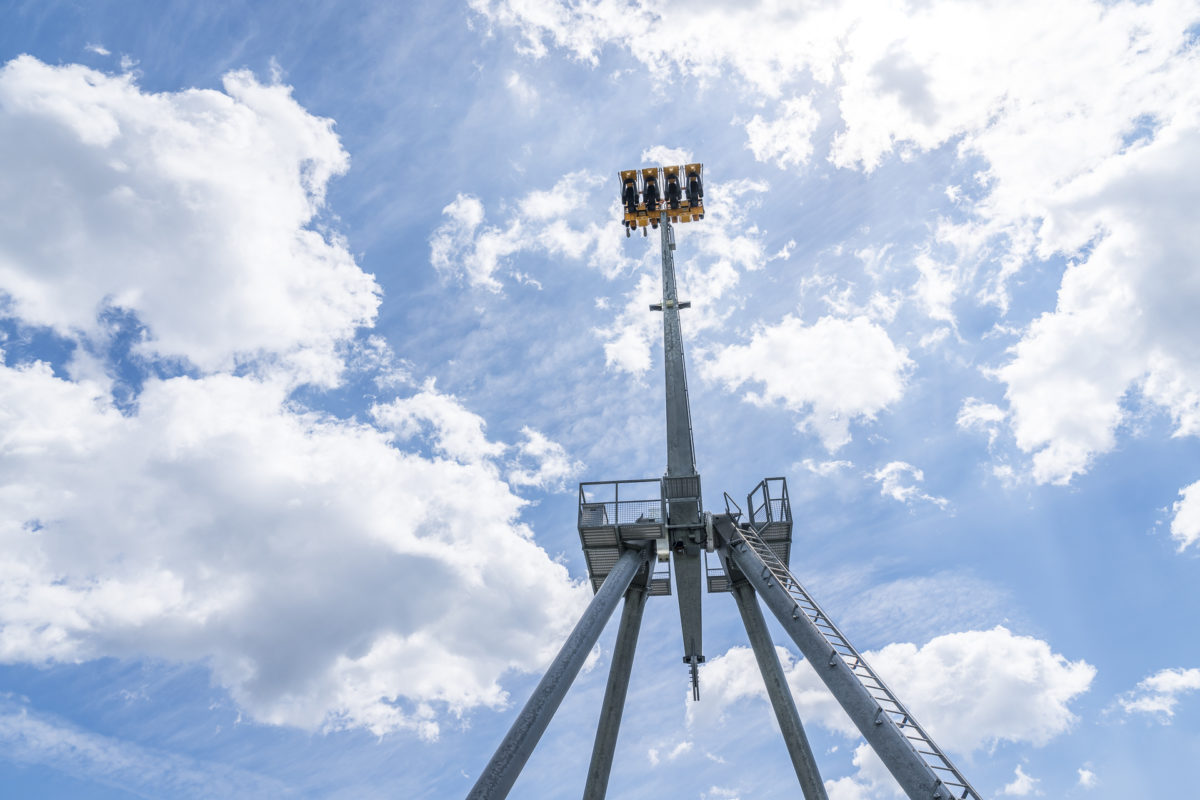 Skyswing Fisser Funpark