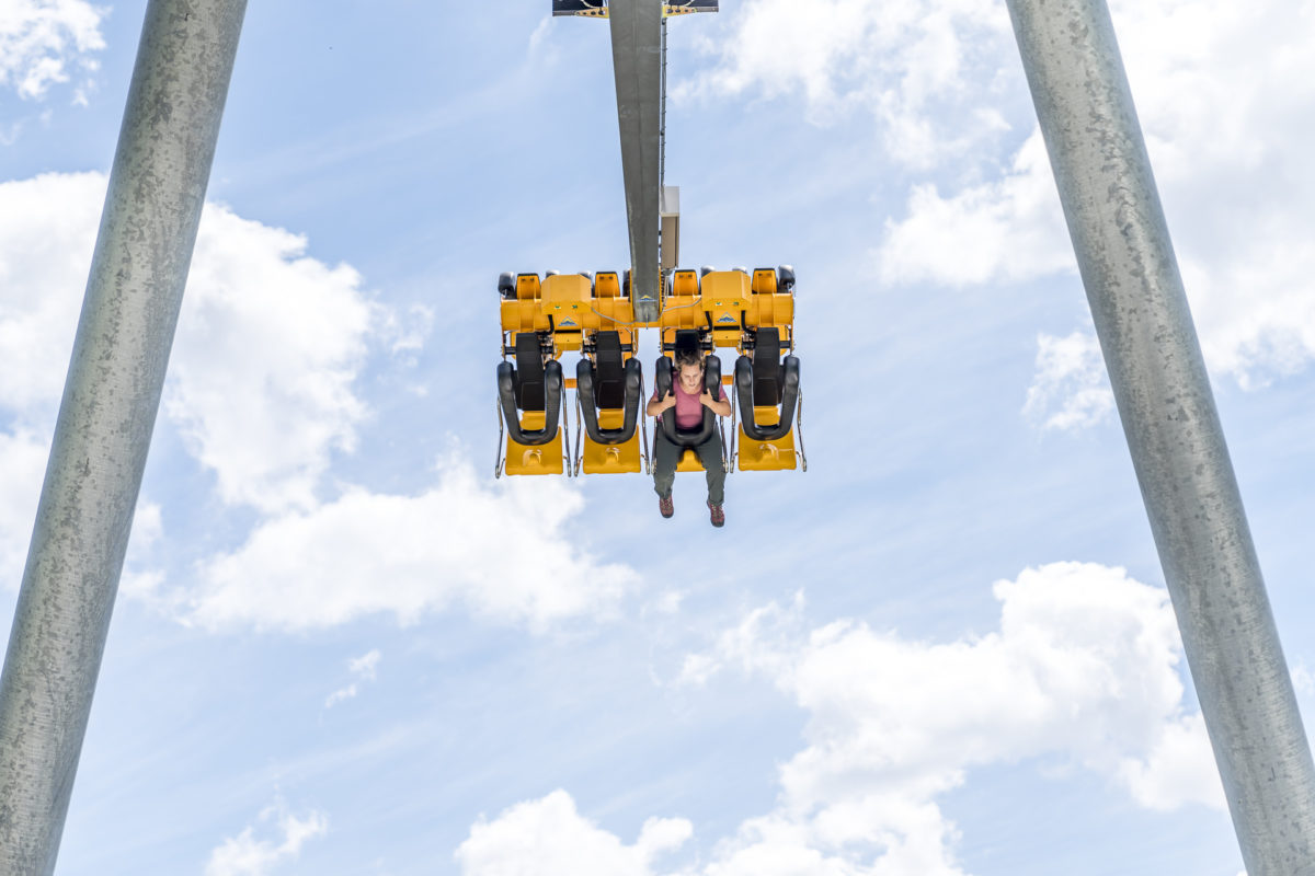 Sommer Funpark Fiss Skyswing