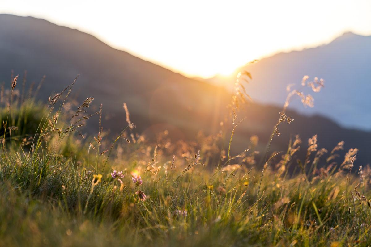 Sonnenaufgang Serfaus Fiss Ladis
