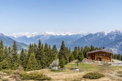 Innsbruck Trek Almen