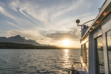 Sommertipp: zwei herrliche Schiffrundfahrten auf dem Thunersee & Brienzersee