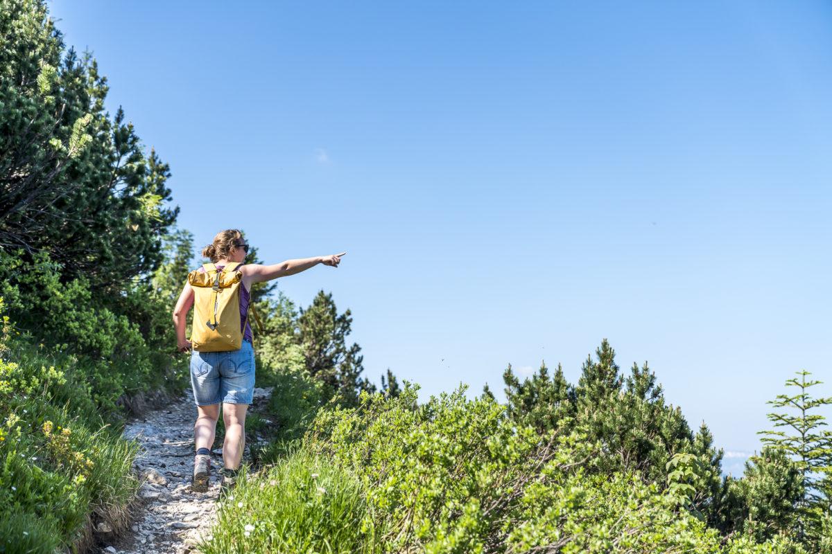 Wanderung Oberjoch Iseler
