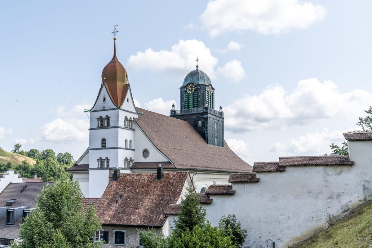 Willisau Stadtmauer