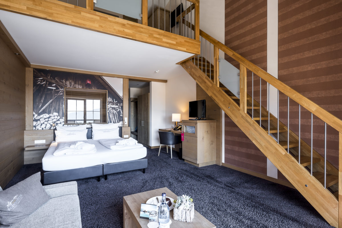 Zimmer Panoramahotel Oberjoch