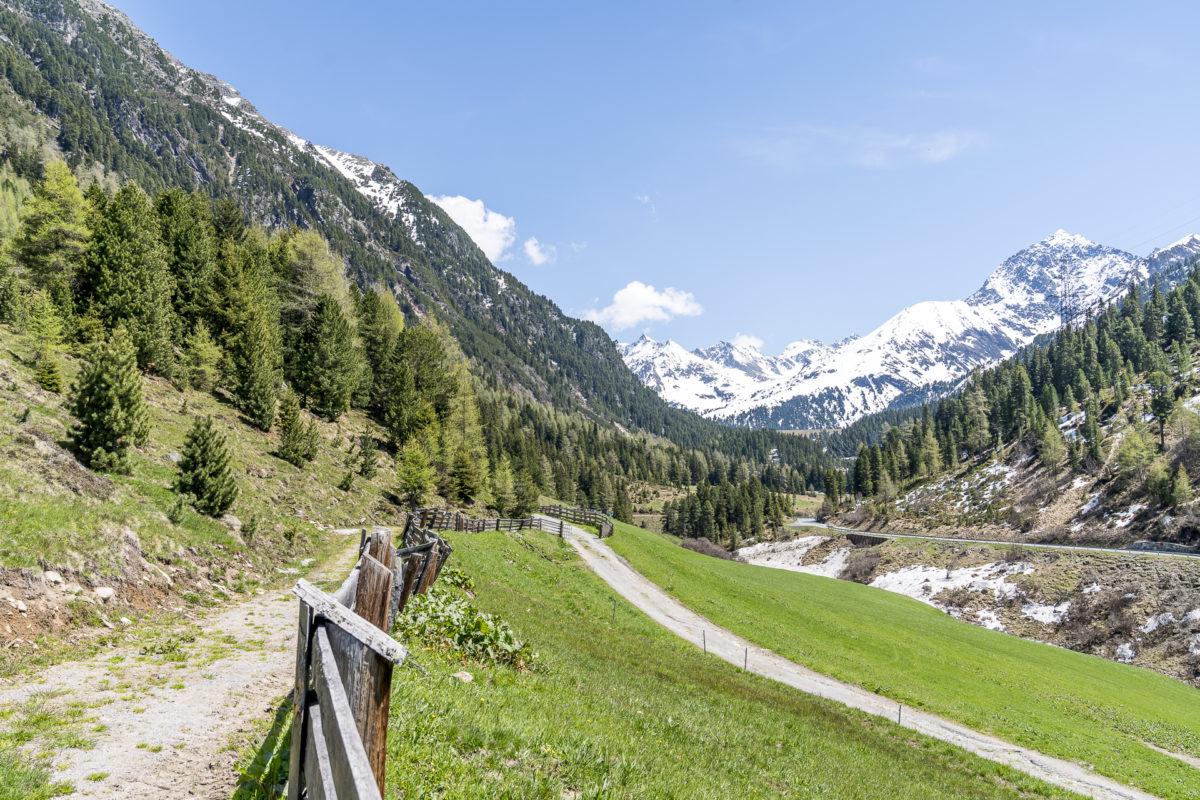 Innsbruck Trek Franz Josef Weg