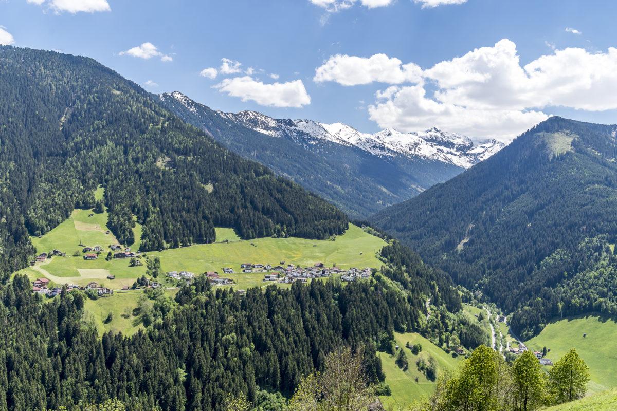 Innsbruck Trek Täler