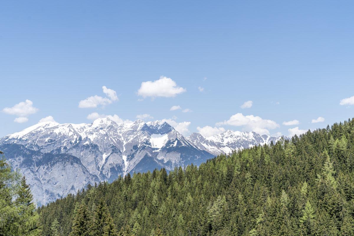 Innsbruck Trek Panorama