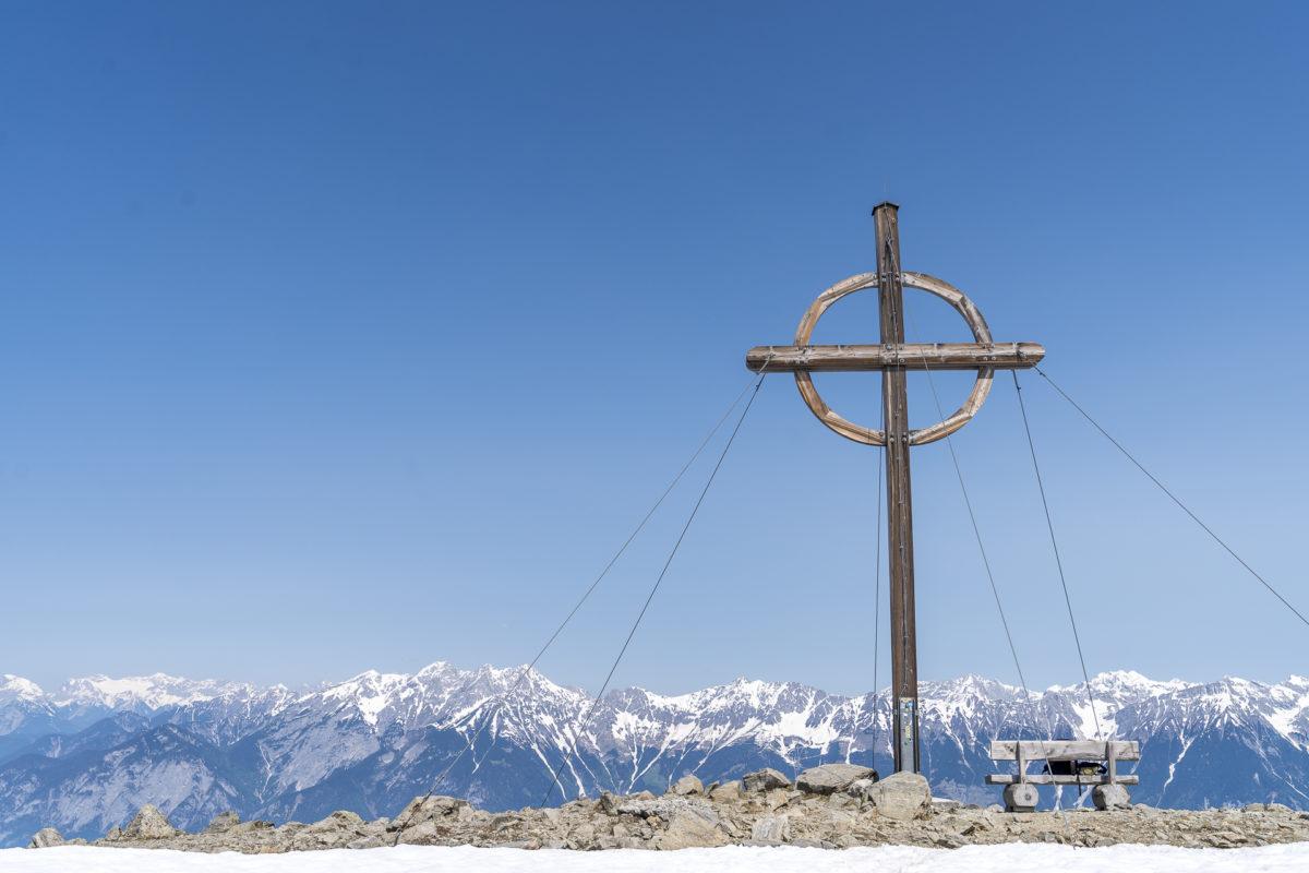 Patscherkofel Gipfel