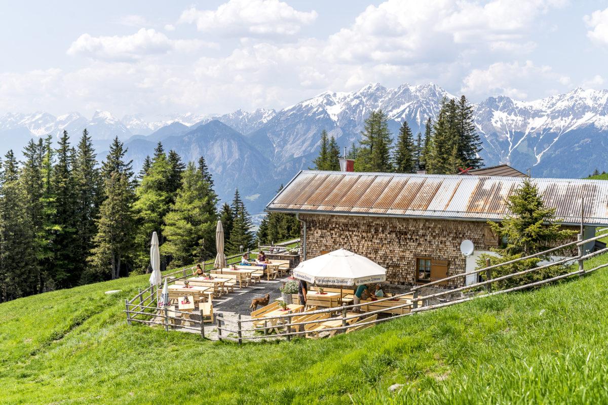 Innsbruck Trek Almeinkehr