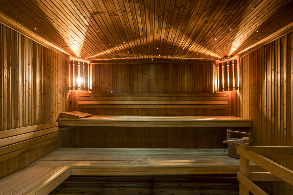 Chalet Royalp Spa