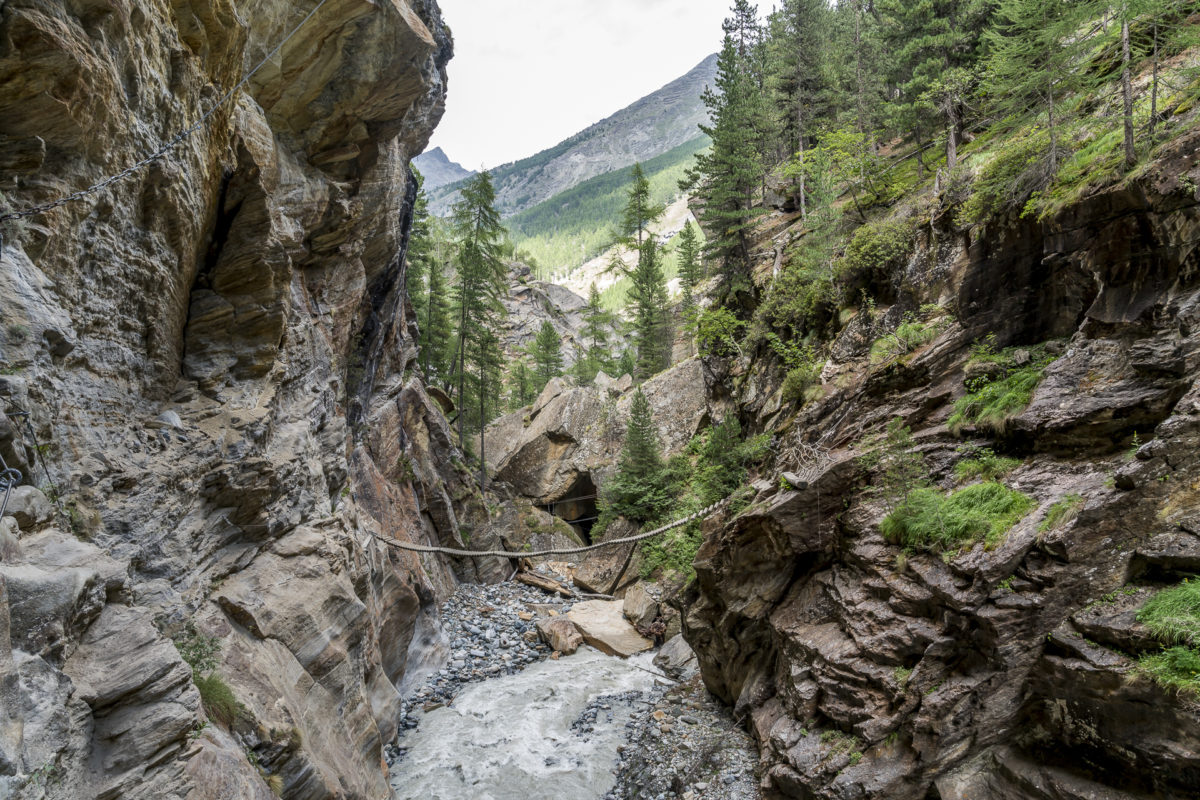 Gorge Alpine
