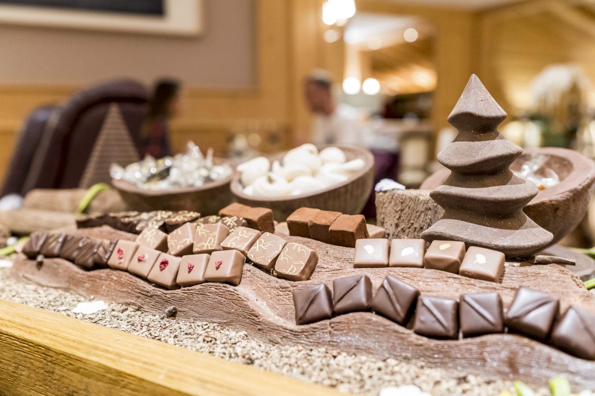 Jardin des Alpes Schokolade