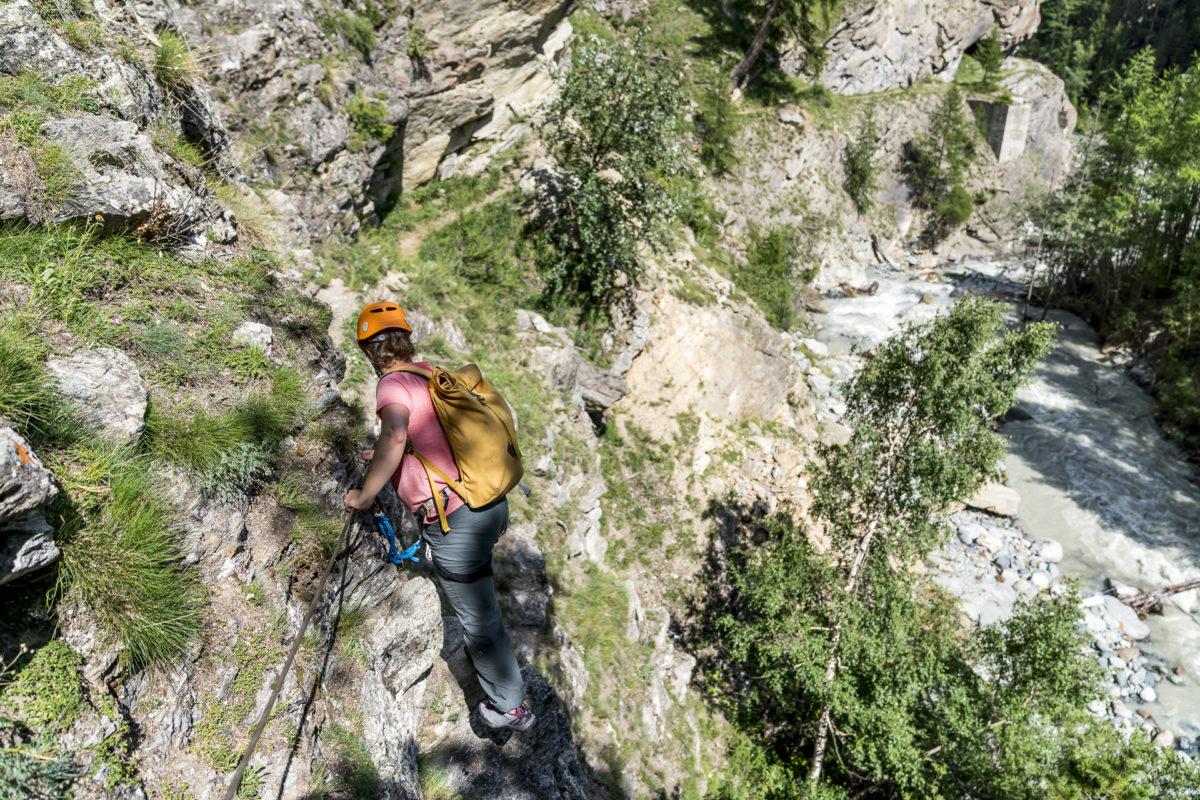 Klettersteig Saas Fee