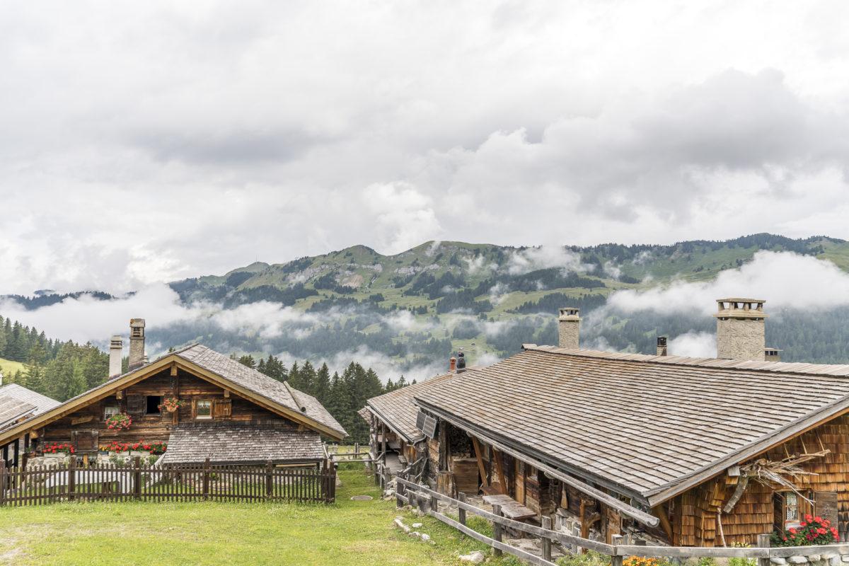 Tour des Alpes Vaudoise Alpen