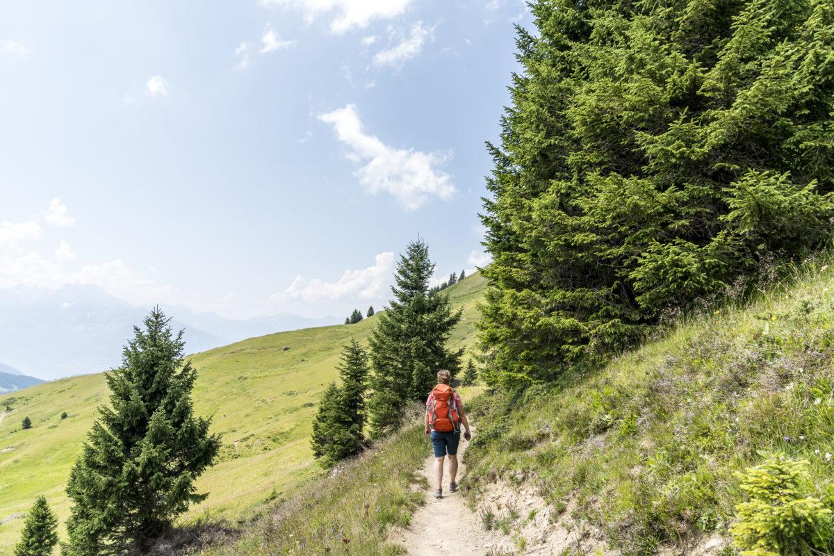 Wandern Waadtländer Alpen