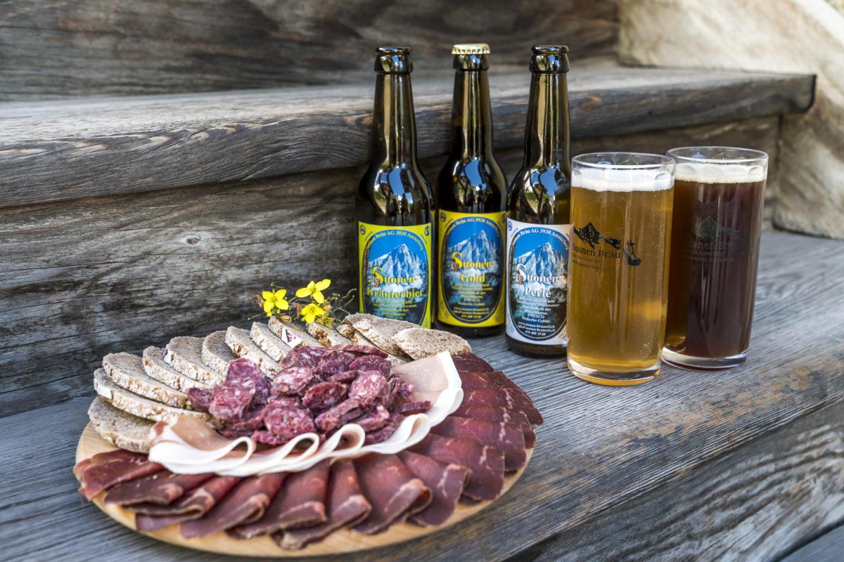 Brauerei Besichtigung Ausserberg
