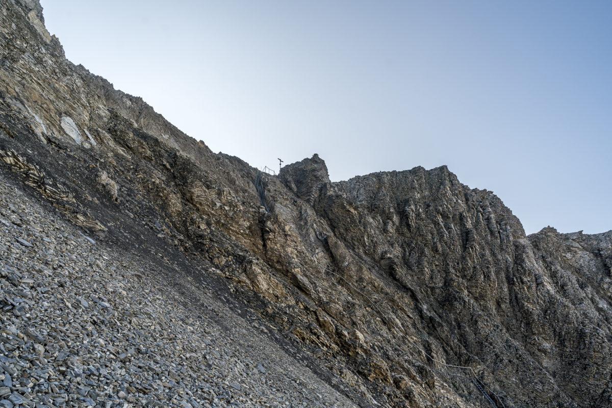 Col des Audannes Wanderung