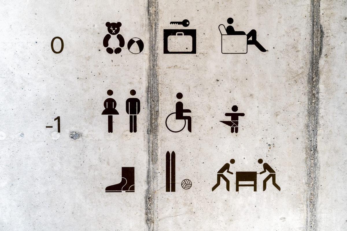 Icons Jugendherberge