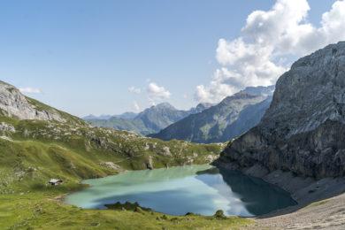Iffigenalp – Cabane des Audannes – Sanetsch: top Hüttentour an der Röstigraben-Route