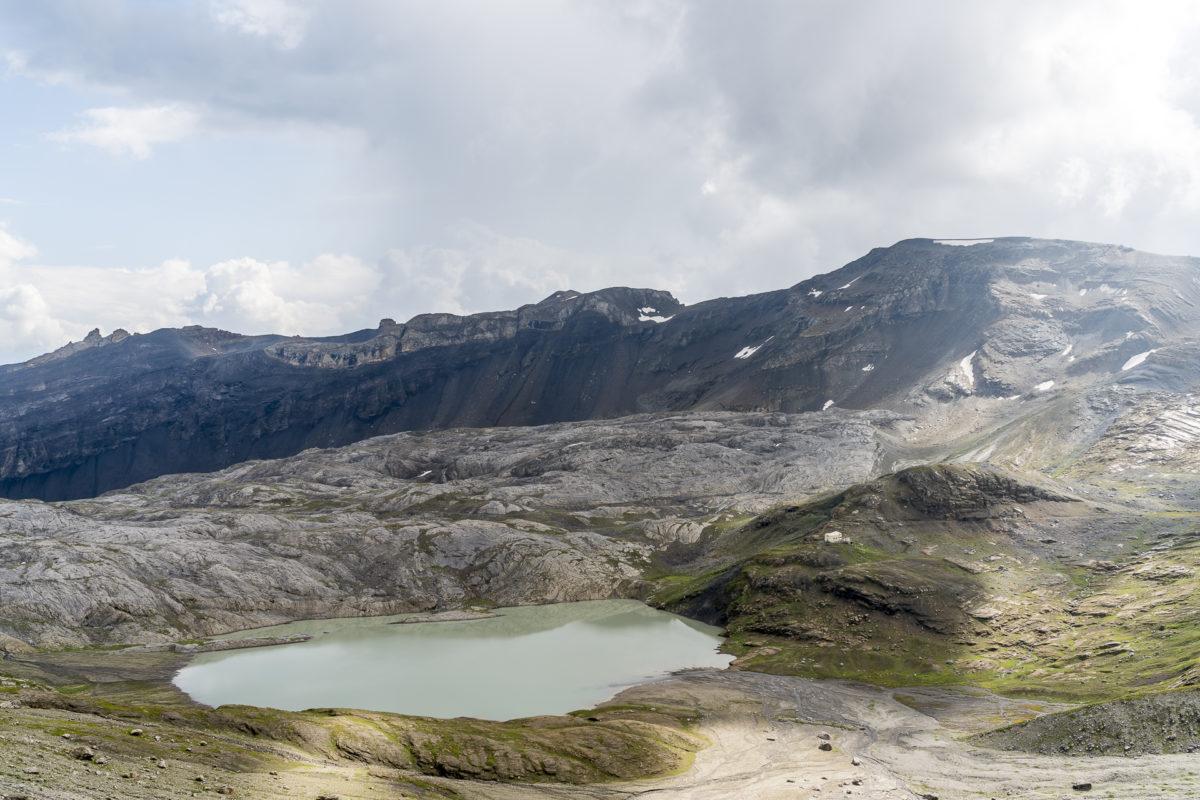 Lac des Audannes