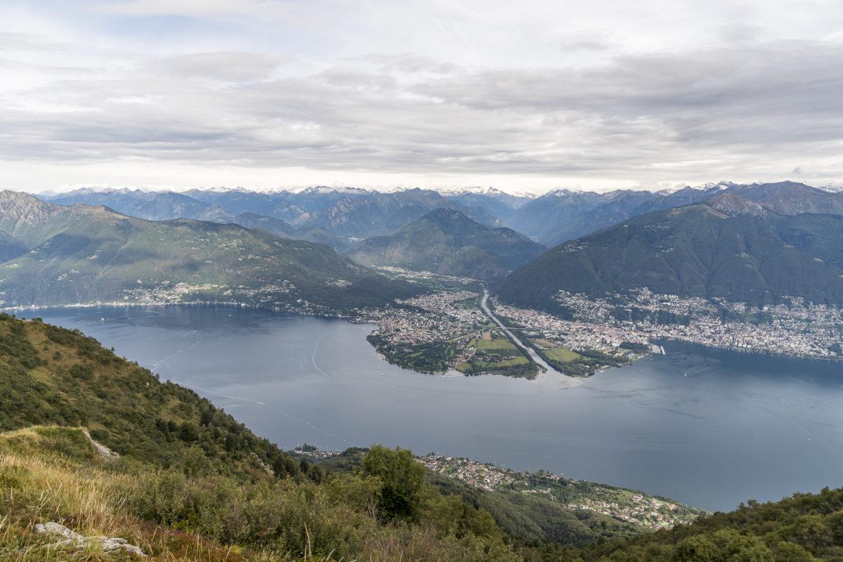 Monte Gambarogno Panorama