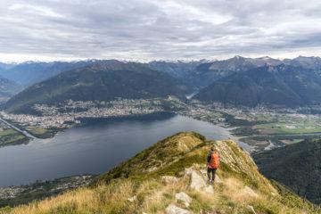 Wandern am Lago Maggiore: schöne Touren zwischen Gambarogno und Ascona
