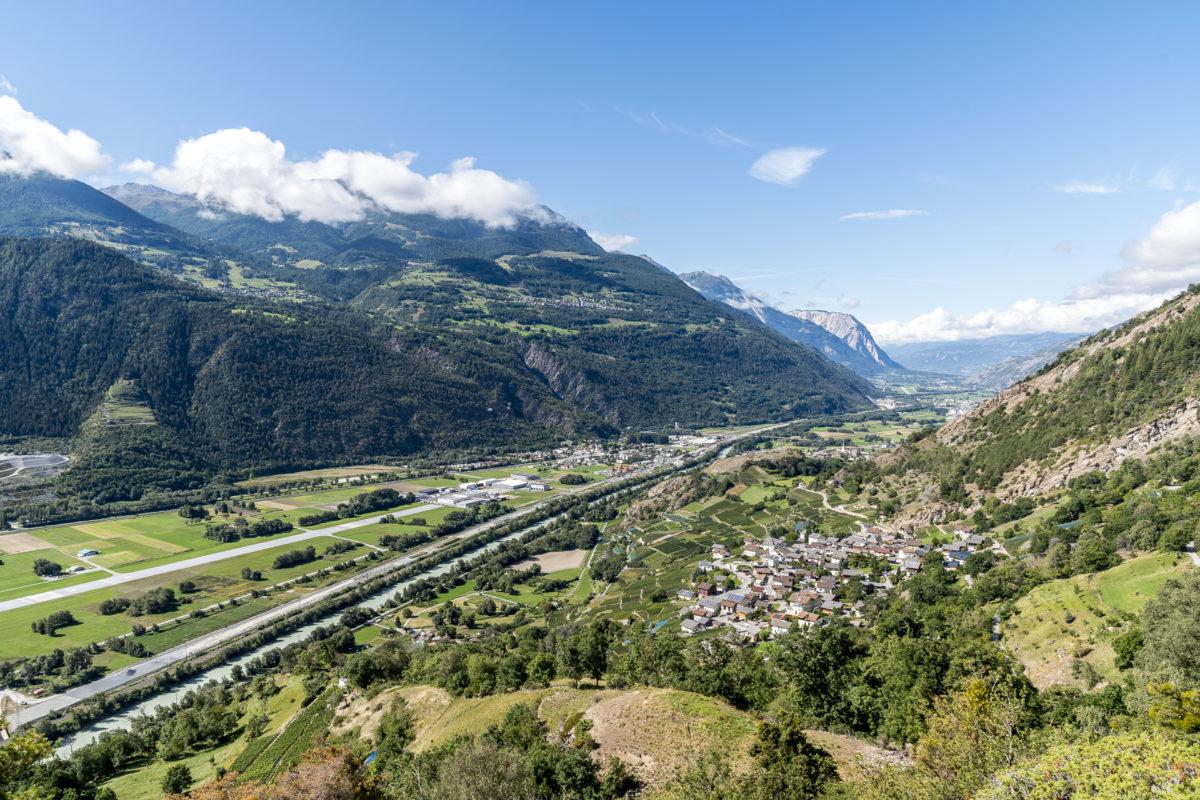 Panorama Oberwallis