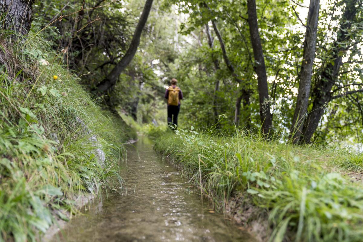 Suonen Wanderwege Wallis