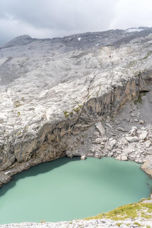 Tene Tseuzier Bergseen