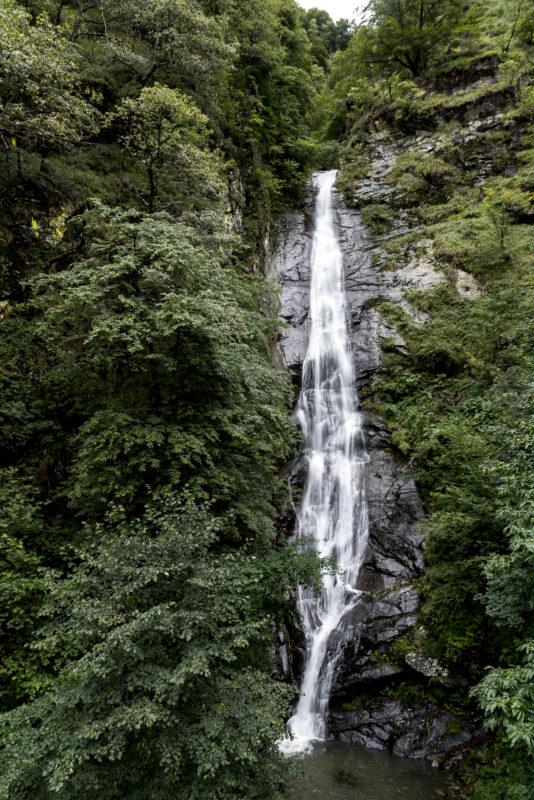 Wasserfall Gambarogno